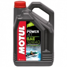 Масло MOTUL Power Jet 4T 10W40 5 л